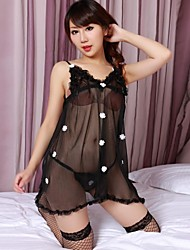 Women Babydoll & Slips Nightwear , Lace