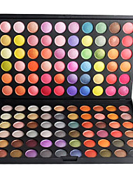 Professionale di 120 colori Ultra Shimmer Eyeshadow Palette Cosmetic Set 120G