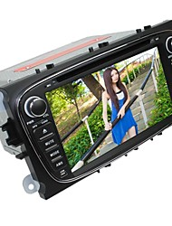 "7"" 2Din Android4.2 Capacitive Car DVD Player For Ford Mondeo/Focus(2007-2011)With GPS,Bluetooth,ATV,RDS,iPod,SWC,Wifi"