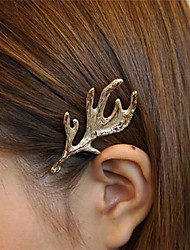 Antlers Hairpin Clip