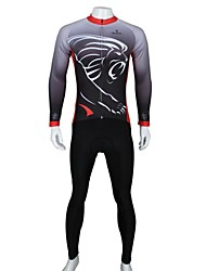 PALADIN Men's Cycling Clothing Sets/Suits Long Sleeve Bike Spring / Summer / Autumn Breathable / Quick Dry Red S / M / L / XL / XXL / XXXL
