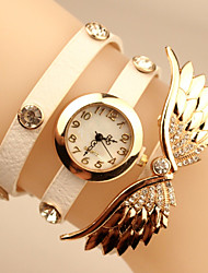 KADI Elegance Rhinestone Wing Watches