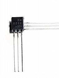 3-Pin Triode Transistor 2N2222 TO-92 (50PCS)