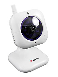 Apexis Baby Monitor Patent Digital Wireless/Wired  Indoor Mini IP Camera