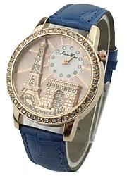 Jini senhoras da torre Eiffel - Assista bracelete