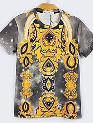 print floral dos homens tmtee 129d tudo camisa criativo jogo