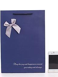 presentes da dama de honra presente sacos do presente clássicos com bowknot (mais cores)