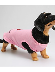 Dog Coat Pink Dog Clothes Summer Sequins