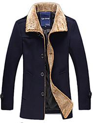 Blacknight Men's Warm Long Sleeve Coat_91