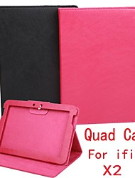 Original Stand  PU Leather Protect Tablet Case Cover for Tablet PC ifive X2