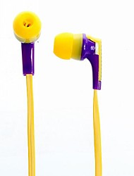 In-Ear Stereo Music Earphone for iPhone 6 iPhone 6 Plus (Assorted Colors)