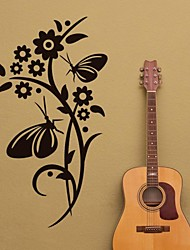Wall Stickers Wall Decals, Poster Flower Home Decoration Mural PVC Wall Stickers