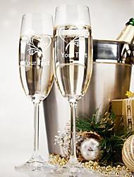 presente personalizado um par de champanhe liwuyou ™