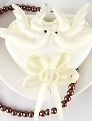 Cake Topper Wedding White Asian Theme 4 OPP