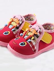 Baby Shoes - Tempo libero / Casual / Sportivo - Sneakers alla moda - Di corda - Rosso