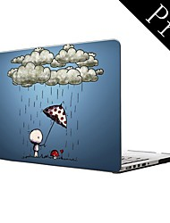 "Lovely Cartoon Design Full-Body Protective Plastic Case for MacBook Pro 13""/15"" (Non-Retina)"