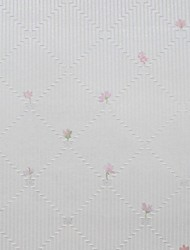 mur papier mural, style moderne de la non-tissé papier peint petite chambre d'enfants de fleurs
