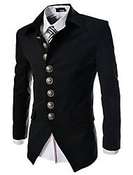 x-man Männer Stehkragen dünne Jacke
