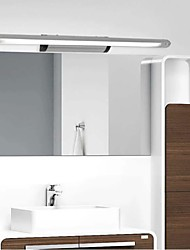 LED Bathroom Lighting , Modern/Contemporary LED Integrated Metal