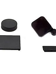 Accesorios GoPro Tapa de Objetivo Para Gopro Hero 3 Plástico negro