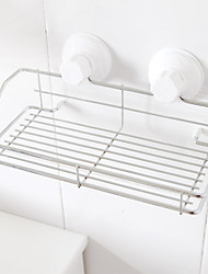 Racks Toilet / Shower Metal / Plastic Multi-function