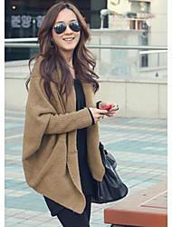 hdxs décontracté tout manteau de match de mode des femmes