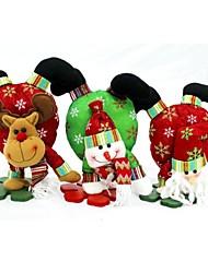 Inverted Santa Claus Christmas Decorations (Style Random)