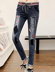 zian® des femmes minces longue avec un crayon de correctifs pantalon