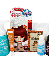 Dr. Post  Bubble Hair Color #7R Red Wine 1set