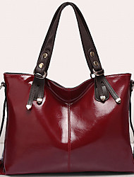 Lady Fashion High Quality Leather Tote/Crossbody Bag