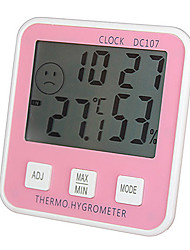High Precision Electronic Thermometer & Hygrometer ℃/℉