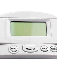 minuterie numérique pour un usage de cuisine couleurs aléatoires ABS avec écran 99 min hyu
