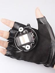 LT-532 перчатка зеленая лазерная указка (5 мВт, 532 нм, 1xlithium батареи, черный)