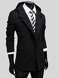 sonen мужская балахон Bodycon все соответствующие пальто