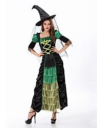 gioco Succuba raso strega longuette&chiffon halloween costume