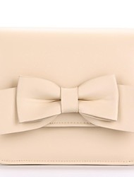 PU Casual/School Cross-Body bags/Shoulder Bags with Bowknot(More Colors)