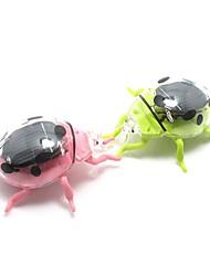 Fun Ladybug Crawling On Their Own Solar Power Toys(Random Color)