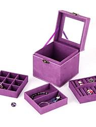 Graceful Housewife Vintage Cosmetic Box