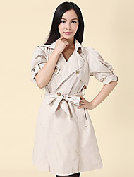 Women's Polyester Casual TOP OF THE TOWN
