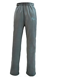 Quirell Brand Women's Thermal Polyester Fleece Pants-Gray Blue Black