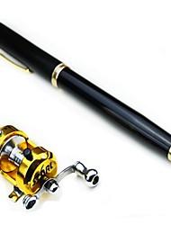 Varillas en Lápiz / Cañas + Carrete de la pesca / Caña de pescar Varillas en Lápiz Plástico Reforzado Con Fibra 100 MPesca de Mar / Pesca
