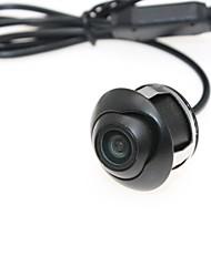 renepai® 140 ° hd visão noturna impermeável visão traseira do carro da câmera para 420 linhas de TV NTSC / PAL