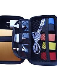 """Protective Hard Shockproof Bag Case for 2.5"""" Hard Disk Drive"""