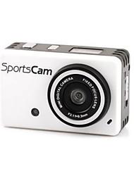 m200 водонепроницаемый 720p 1,3 МП CMOS действие спорт FPV камера / Автомобильный видеорегистратор ж / TF / Mini USB