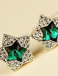 Jesen Women's Star Style Earrings
