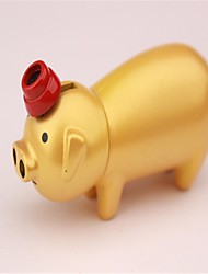 Golden Pig Personality Metal Lighters
