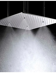 Contemporary Rain Shower Brushed Feature for  Rainfall , Shower Head