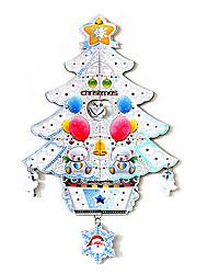 3D Christmas Papier-Aufkleber
