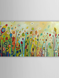 Oil Painting Floral 1305-FL0145 Hand-Painted Canvas