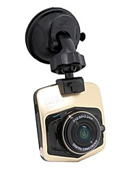 New Arrival Full HD Car DVR, Mini 2.4' Inch LCD 1920*1080P 4x Zoom Car Camera, Gold Camcorder DVR Recorder with WDR